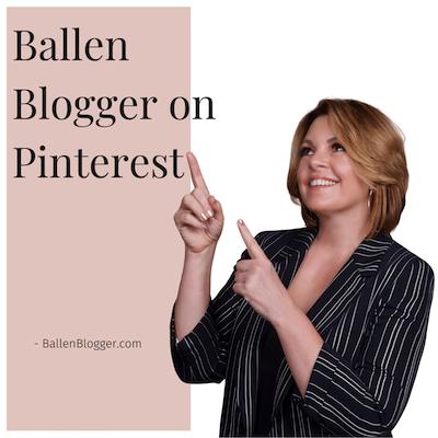 Ballen Blogger Pins