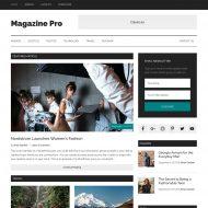Magazine Pro Theme