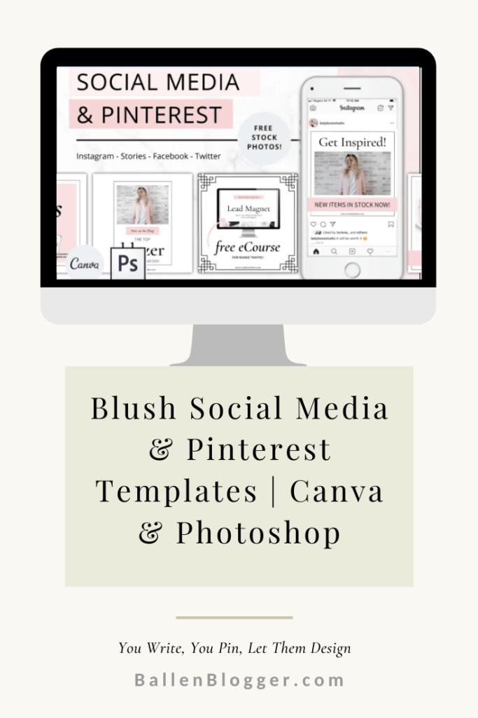Canva Pinterest Graphics