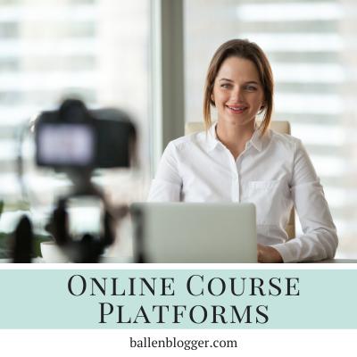 Teachable, Kajabi , Thinkific, Ontraport Online Learning, eCourse Platforms