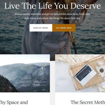 Essence Pro WordPress Theme Install Tutorial