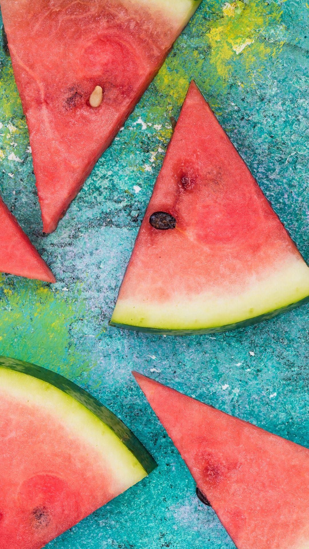 Summertime Watermelon iphone Wallpaper