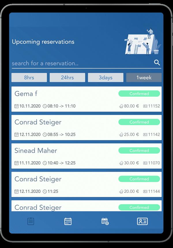 wordpress plugin to create an online booking calendar