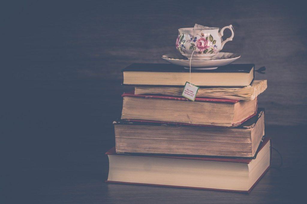 literature, library, knowledge