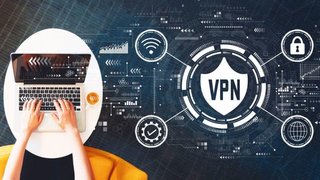 VPN, computer